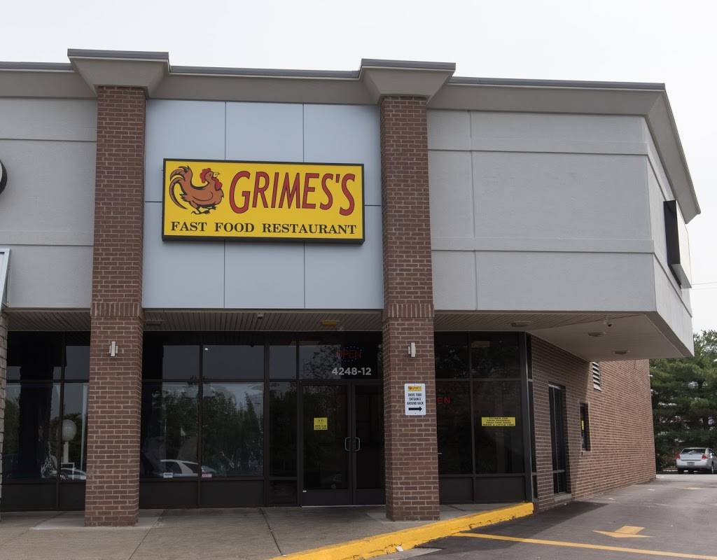Grimess Fast Food (Formerly Richies) | restaurant | 4248 Saron Dr, Lexington, KY 40517, USA | 8595238222 OR +1 859-523-8222