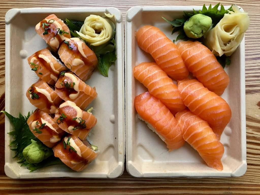 GoFish Sushibox | restaurant | 105 N 3rd St, Brooklyn, NY 11249, USA | 9174389261 OR +1 917-438-9261