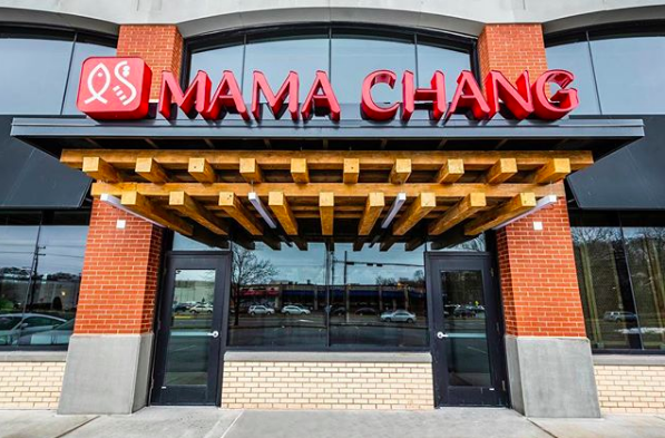 MaMa Chang - Restaurant | 3251 Old Lee Hwy Ste101, Fairfax