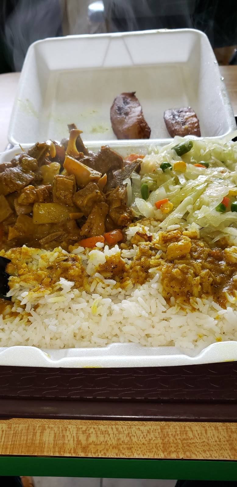 Irie Spice | restaurant | 1864 Pitkin Ave, Brooklyn, NY 11212, USA | 3474145387 OR +1 347-414-5387