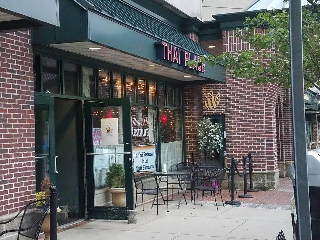 Thai Place Restaurant | restaurant | 2 E India Square Mall, Salem, MA 01970, USA | 9787418008 OR +1 978-741-8008