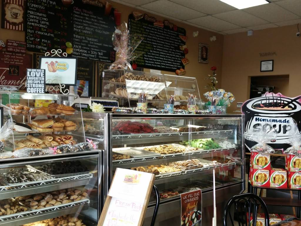 Teresas Bakery & Cafe | cafe | 23 Mill Rd, Eastchester, NY 10709, USA | 9144723825 OR +1 914-472-3825
