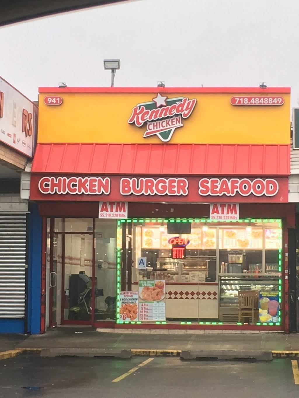 Kennedy Chicken Fried Chicken Restaurant 941 Granville Payne Ave Brooklyn Ny 11207 Usa