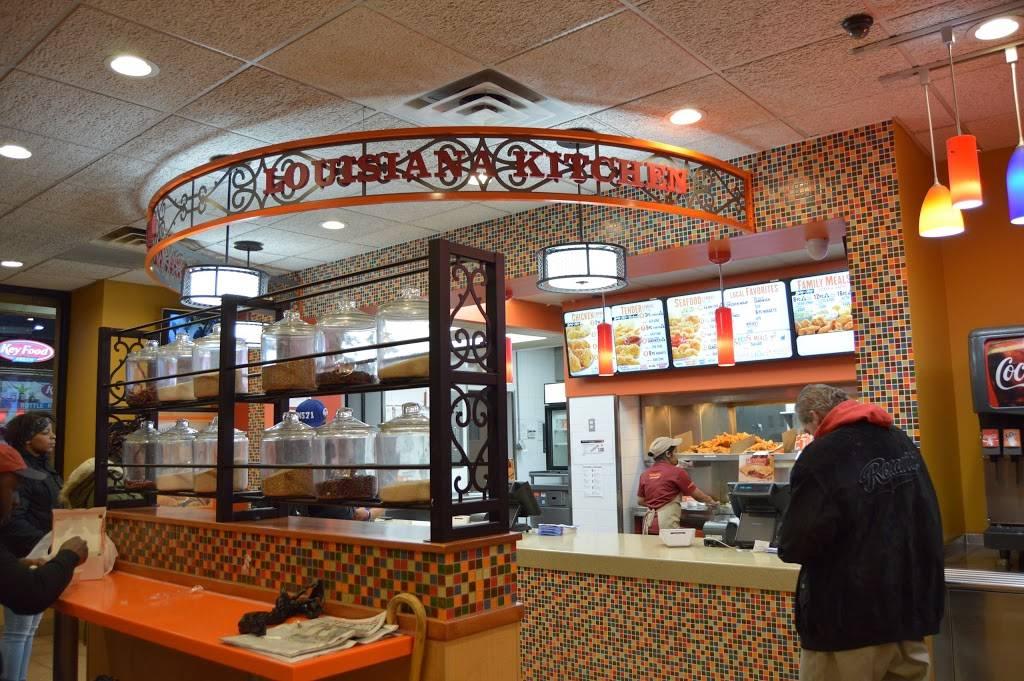Popeyes Louisiana Kitchen   restaurant   601 W 172nd St, New York, NY 10032, USA   2127811570 OR +1 212-781-1570
