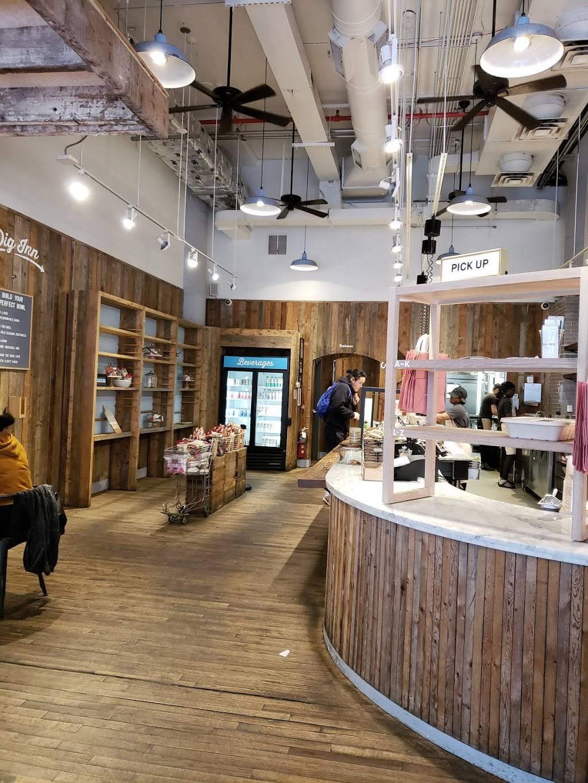 Dig Inn | restaurant | 350 Hudson St, New York, NY 10014, USA | 9177201205 OR +1 917-720-1205