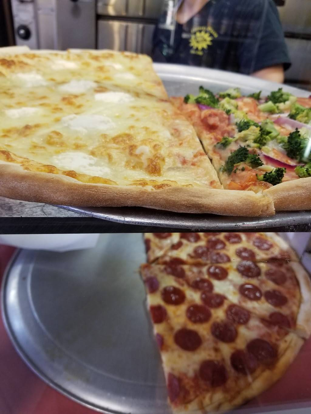 Liberty Pizza | meal delivery | 482 Myrtle Ave, Brooklyn, NY 11205, USA | 7187890600 OR +1 718-789-0600