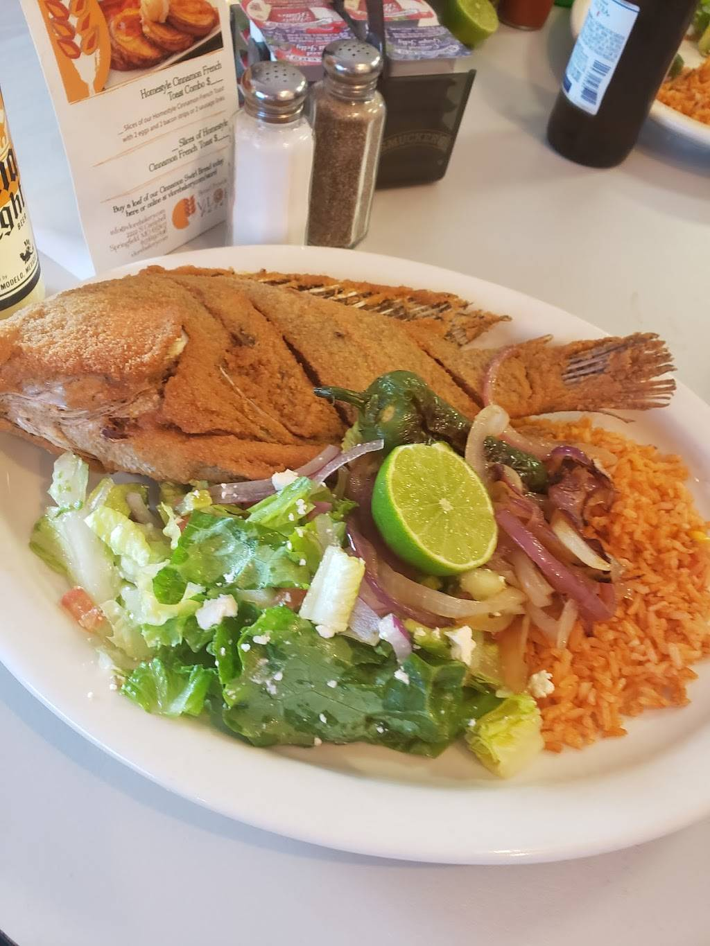 Fridas Mexican Cuisine and Pancake House | restaurant | 18571 IN-10, Culver, IN 46511, USA | 5748422414 OR +1 574-842-2414