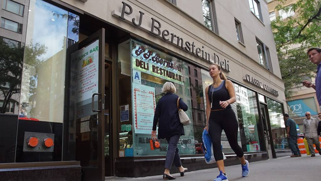 PJ Bernstein | restaurant | 1215 3rd Ave, New York, NY 10021, USA | 2128790914 OR +1 212-879-0914