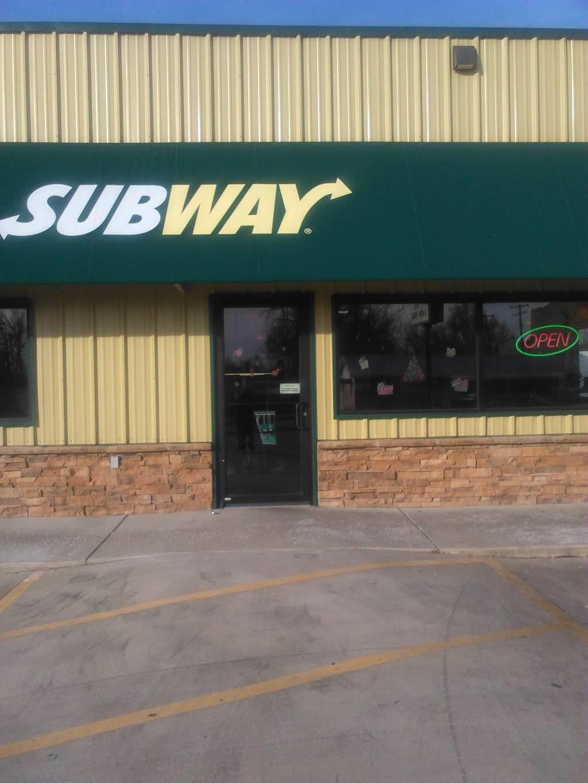 Subway | restaurant | 320 E Hwy #270, Holdenville, OK 74848, USA | 4053790800 OR +1 405-379-0800