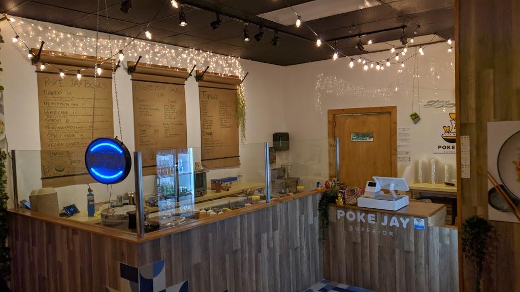 Poke Jay | restaurant | 110 NE 2nd St, Boca Raton, FL 33432, USA | 5614094283 OR +1 561-409-4283
