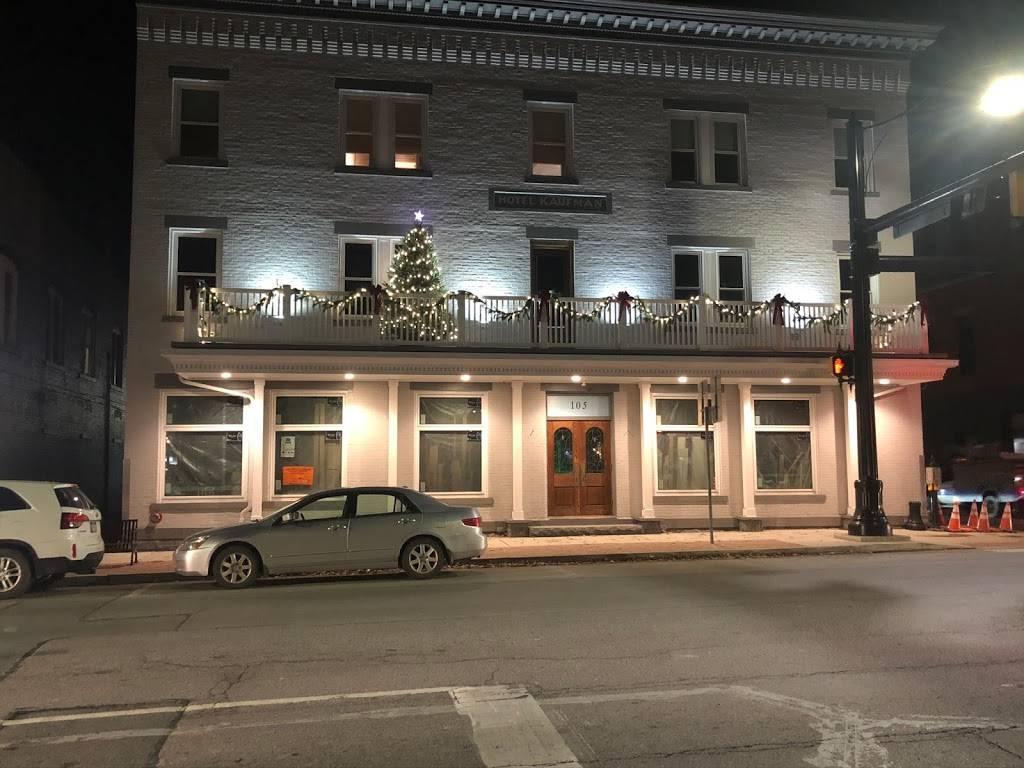 Kaufman Tavern | restaurant | 105 S Main St, Zelienople, PA 16063, USA