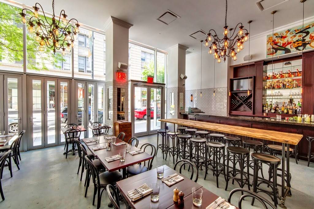 Union Bar & Kitchen | restaurant | 300 Spring St, New York, NY 10013, USA | 6467910005 OR +1 646-791-0005