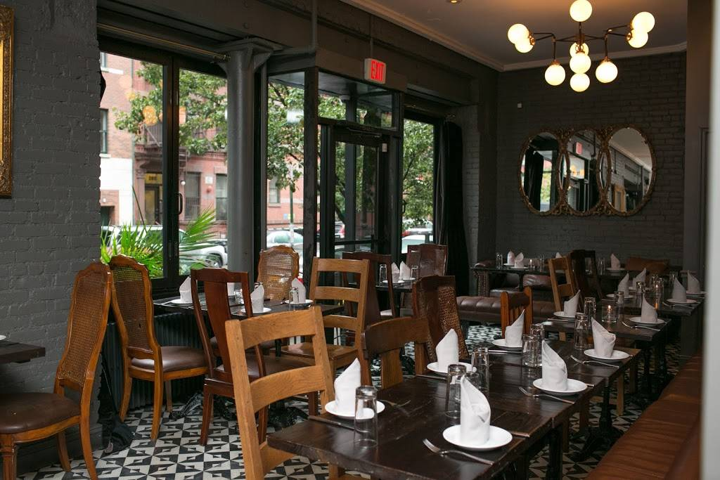 B2 Harlem | restaurant | 271 W 119th St, New York, NY 10026, USA | 2122802248 OR +1 212-280-2248