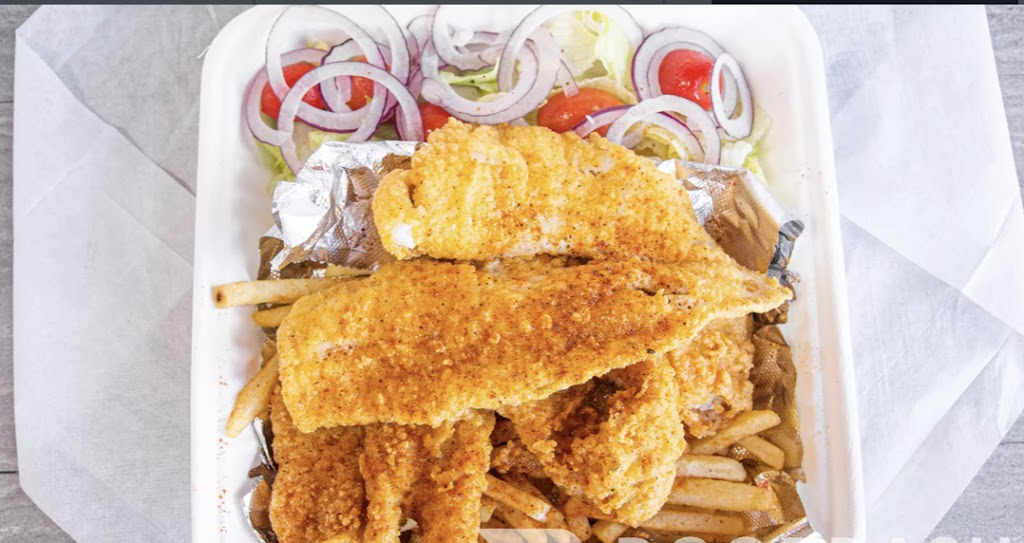 NY fried chicken & seafood | restaurant | 5 Commercial Plaza, Elkton, MD 21921, USA | 4103983007 OR +1 410-398-3007