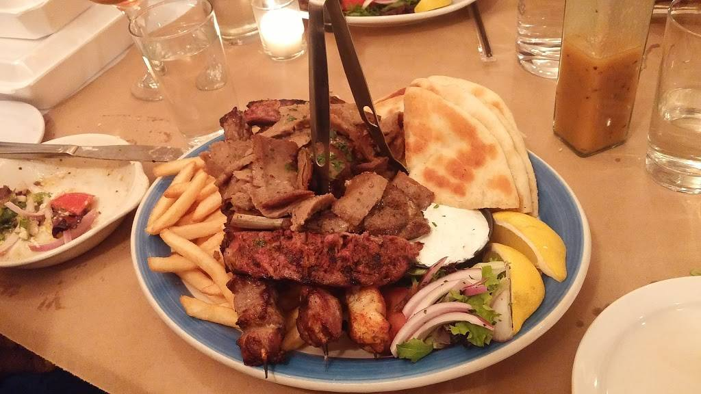 Mykonos Mediterranean Restaurant | restaurant | 2414 Berlin Turnpike, Newington, CT 06111, USA | 8605940900 OR +1 860-594-0900