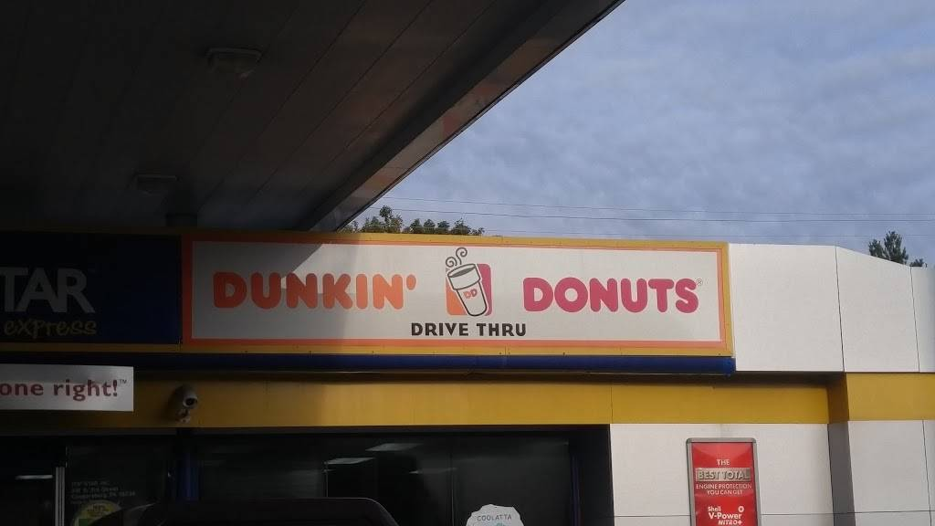 Dunkin | cafe | 318 S 3rd St, Coopersburg, PA 18036, USA | 6102822021 OR +1 610-282-2021
