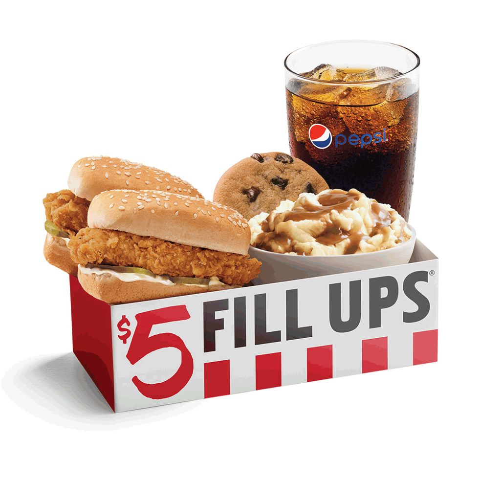 KFC | restaurant | 101 S Lewis Ave, Oglesby, IL 61348, USA | 8158833223 OR +1 815-883-3223