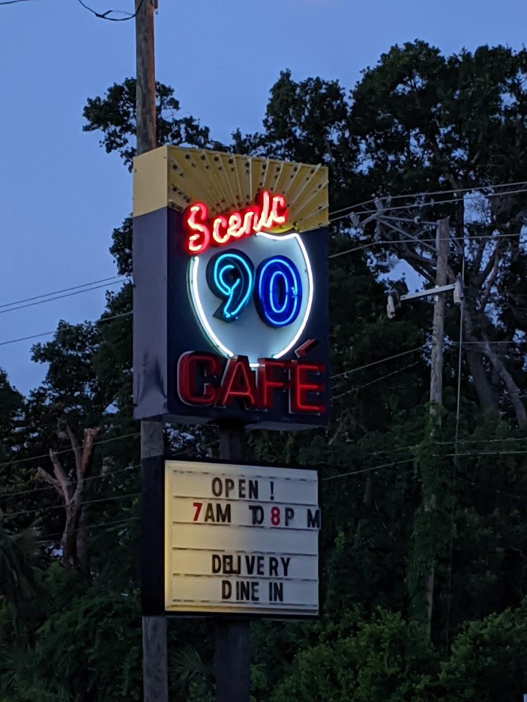 Scenic 90 Cafe   restaurant   701 Scenic Hwy, Pensacola, FL 32503, USA   8504338844 OR +1 850-433-8844