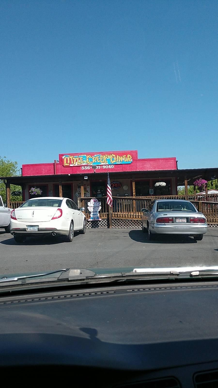 Little Creek Diner | restaurant | 3496 NC-8, Germanton, NC 27019, USA | 3365919040 OR +1 336-591-9040