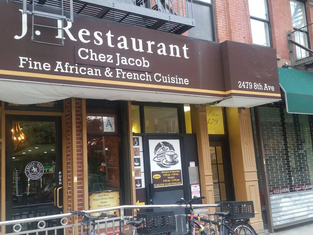 Chez Jacob   restaurant   2479 Frederick Douglass Blvd, New York, NY 10027, USA   2128623663 OR +1 212-862-3663