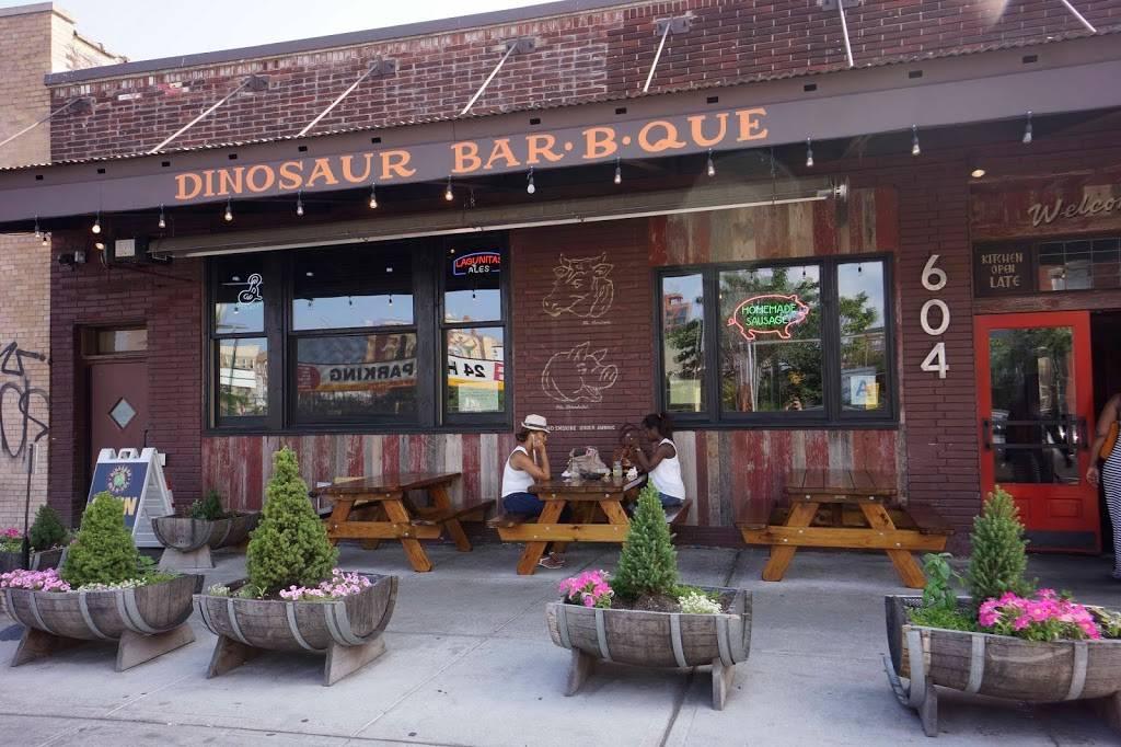 Dinosaur BarBQue   restaurant   604 Union St, Brooklyn, NY 11215, USA   3474297030 OR +1 347-429-7030