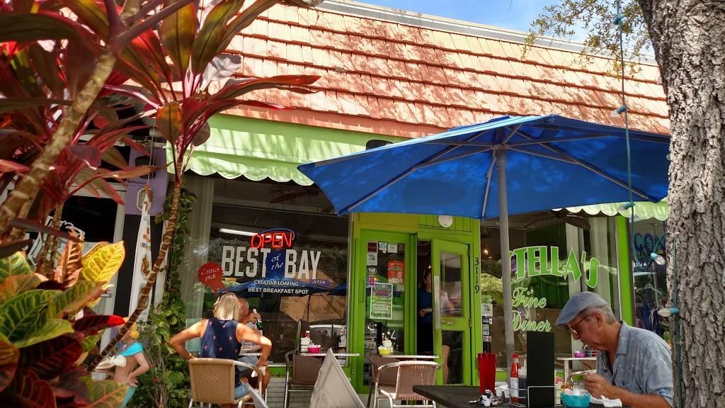 Stellas | restaurant | 3119 Beach Blvd S, Gulfport, FL 33707, USA | 7274988950 OR +1 727-498-8950