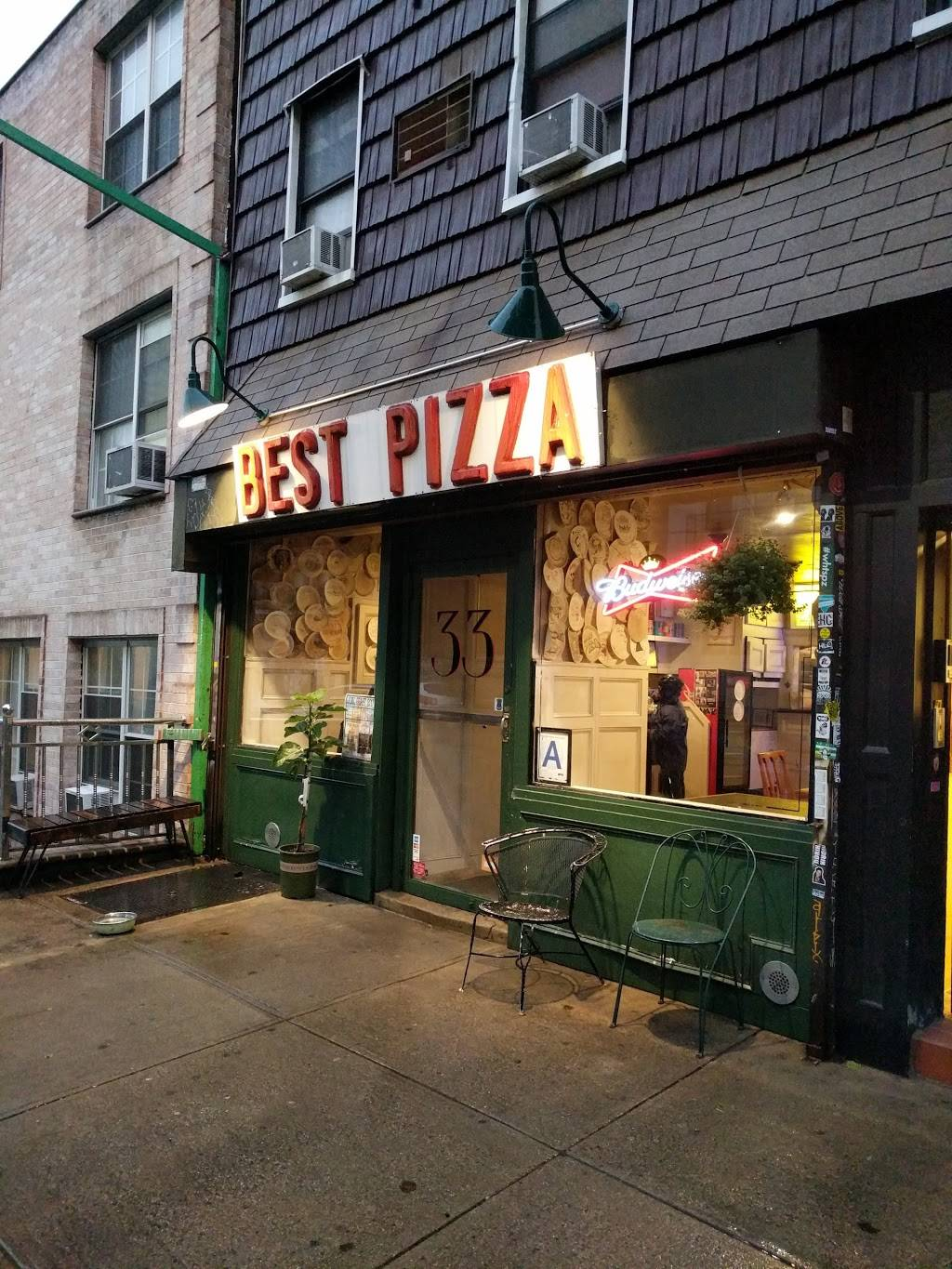 Best Pizza | restaurant | 33 Havemeyer St, Brooklyn, NY 11211, USA | 7185992210 OR +1 718-599-2210
