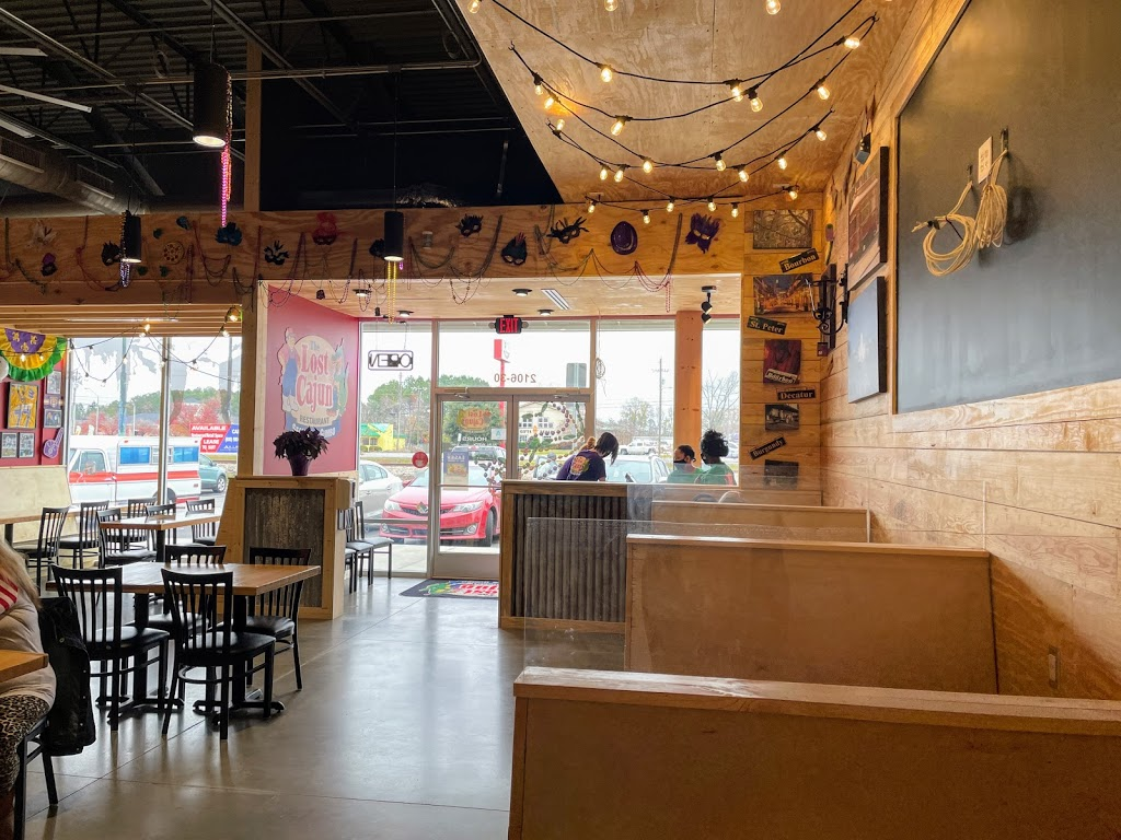 The Lost Cajun | restaurant | 2106 W Lucas St Unit 30, Florence, SC 29501, USA | 8434071077 OR +1 843-407-1077