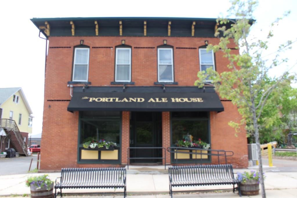 The Portland Ale House   restaurant   188 Main St, Portland, CT 06480, USA   8608073930 OR +1 860-807-3930