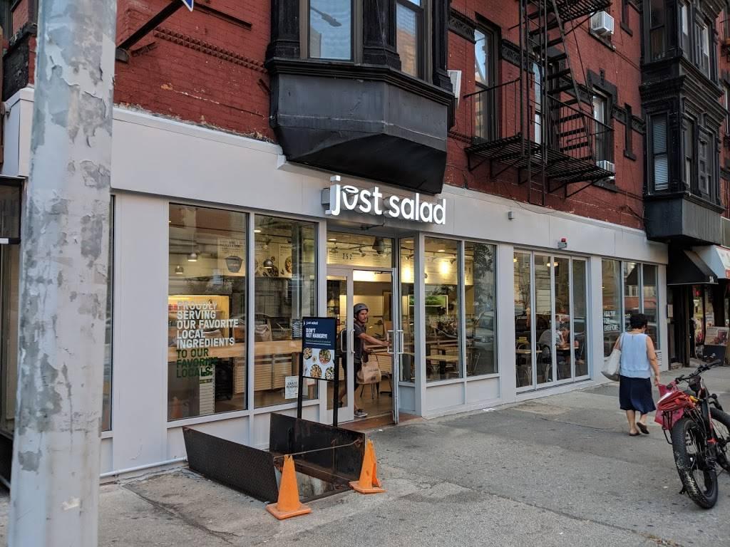 Just Salad   restaurant   252 7th Ave, Brooklyn, NY 11215, USA   2122441111 OR +1 212-244-1111