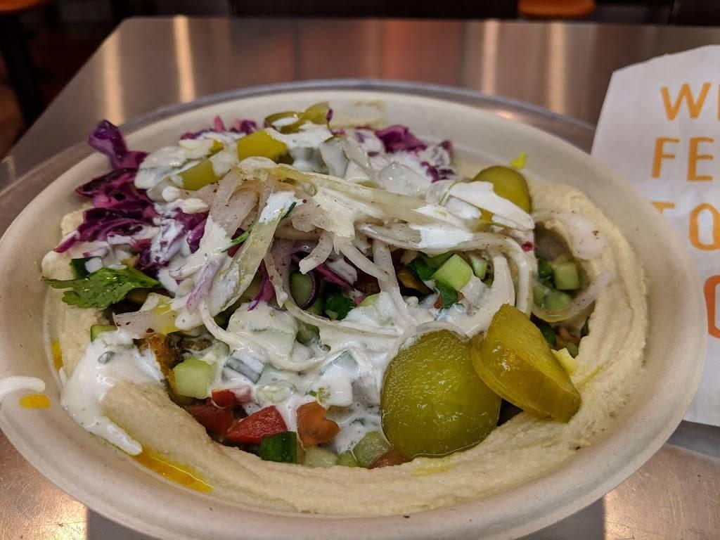 Naf Naf Grill   restaurant   1629 Orrington Ave, Evanston, IL 60201, USA   8478668470 OR +1 847-866-8470