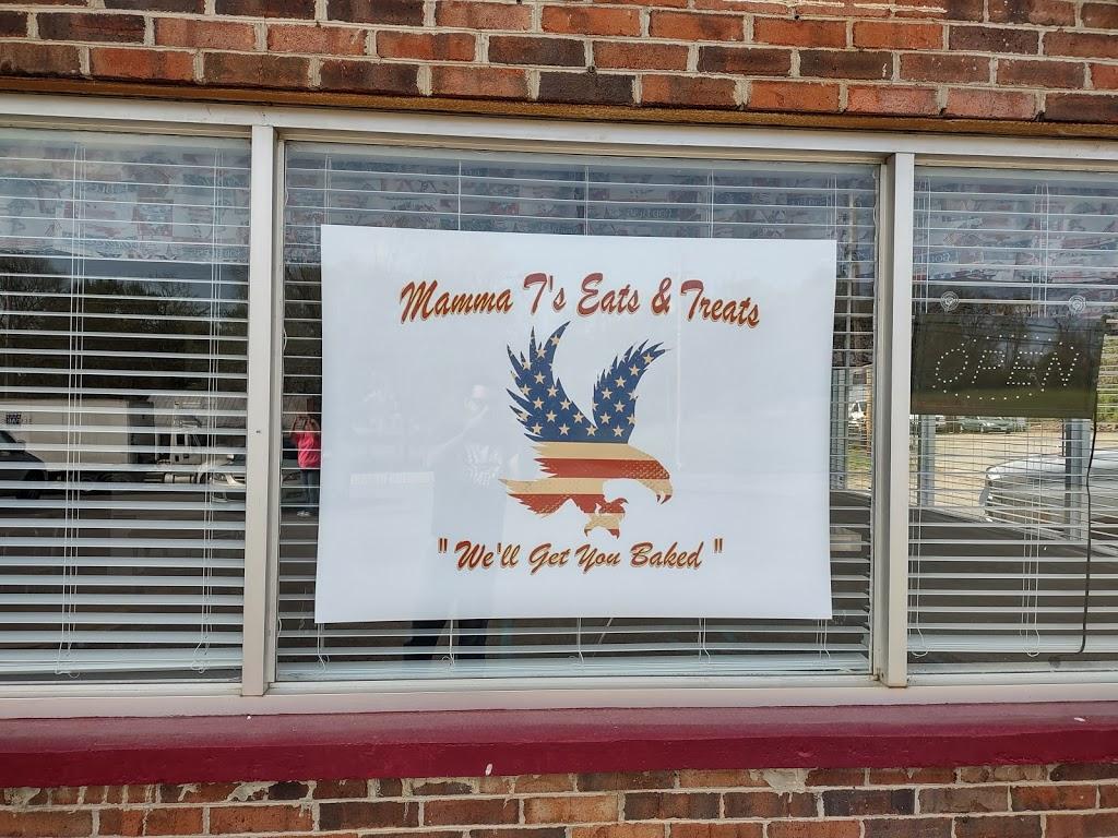 Mamma Ts Eats and Treats | restaurant | 200 Bohannon Ave, Greeneville, TN 37745, USA