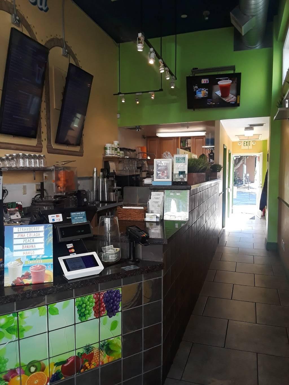 Deja vu Juice Bar   meal takeaway   1109 Burlingame Ave, Burlingame, CA 94010, USA   6504772002 OR +1 650-477-2002