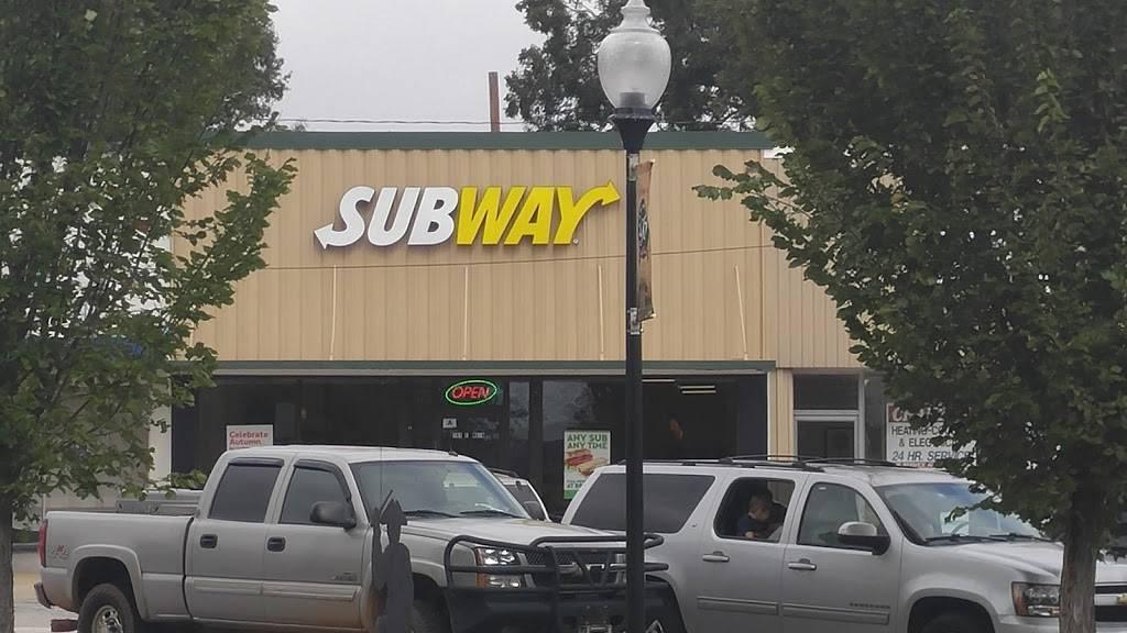 Subway | restaurant | 107 Main St E, Ninety Six, SC 29666, USA | 8649700002 OR +1 864-970-0002