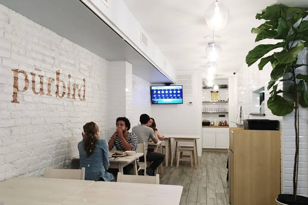 Pūrbird | restaurant | 502 Henry St, Brooklyn, NY 11231, USA | 7188570007 OR +1 718-857-0007