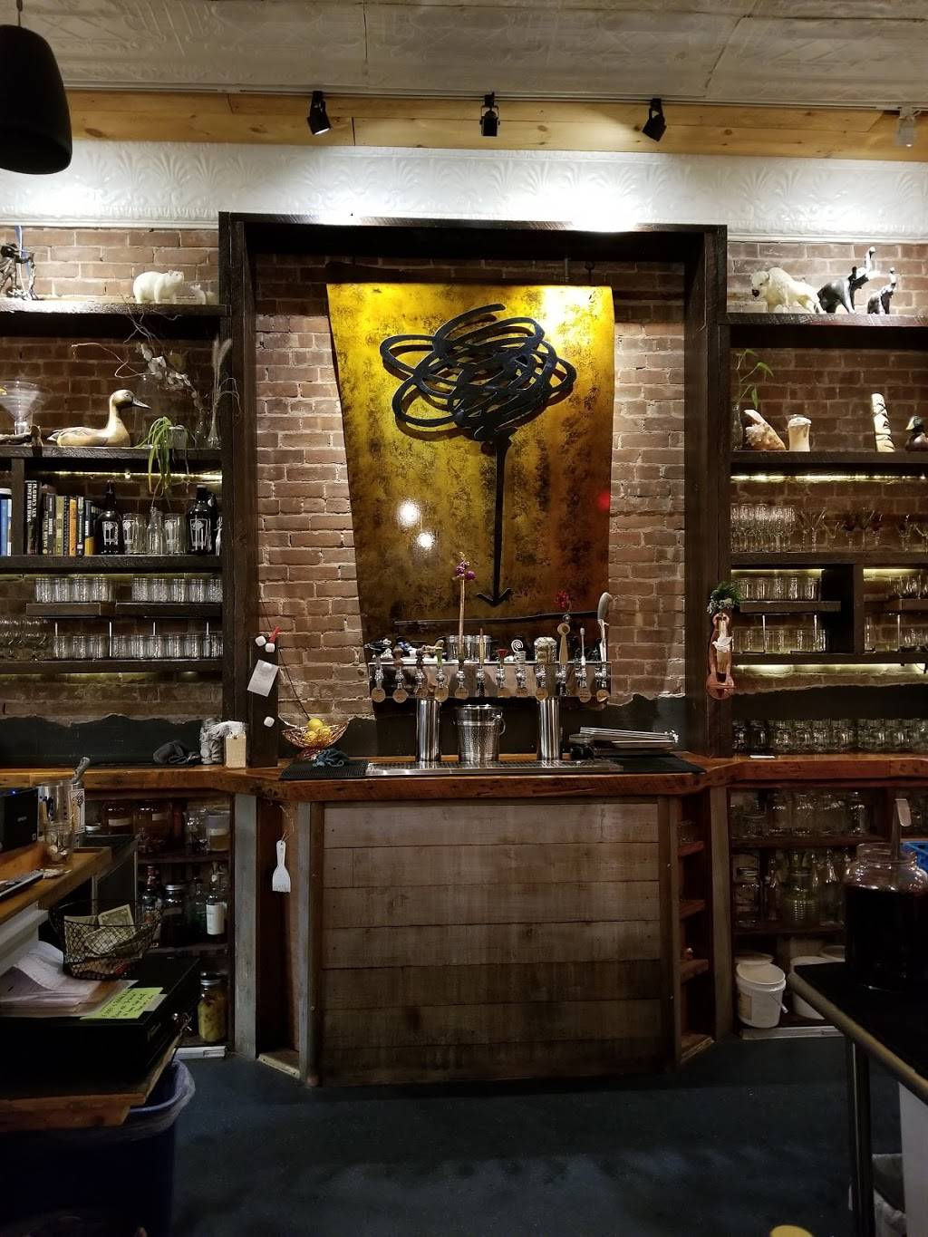 Here & Now Brewing Company - Restaurant 645 Main St, Honesdale, PA 18431, USA