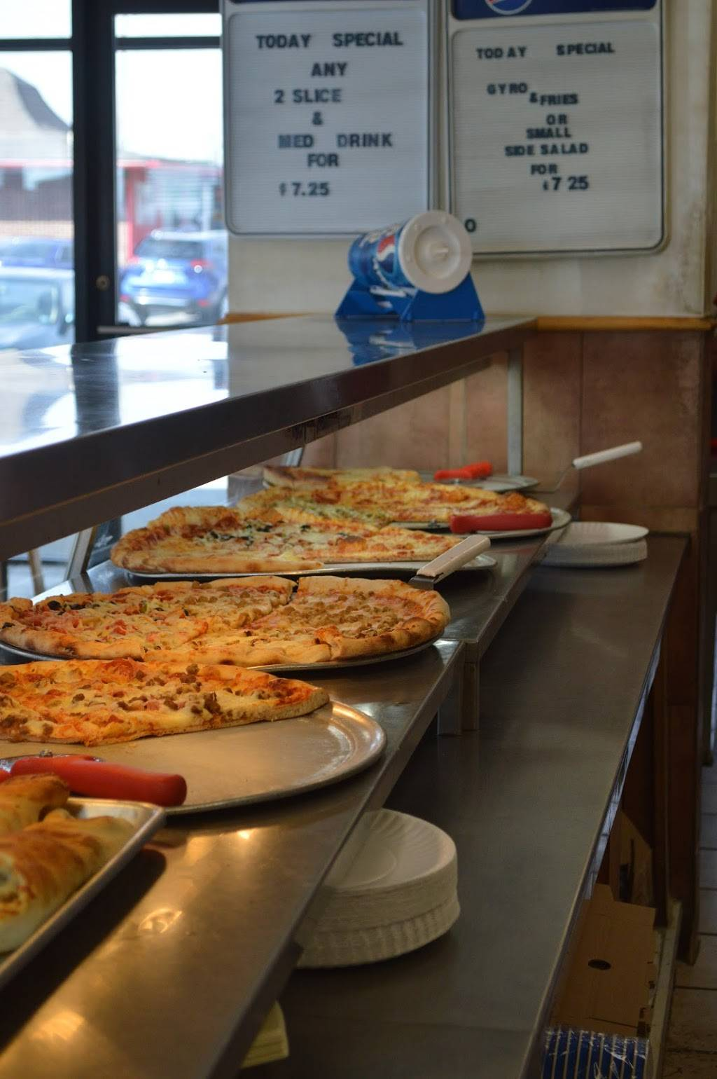 Vitos Original Pizza | meal delivery | 110 MO-7, Blue Springs, MO 64014, USA | 8162203445 OR +1 816-220-3445