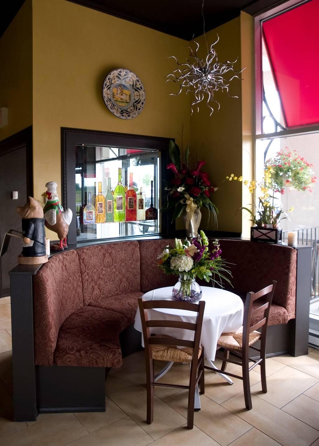 Ritorno | restaurant | 261 Oak Walk Dr Unit #8, Oakville, ON L6H 6M3, Canada | 9052575881 OR +1 905-257-5881