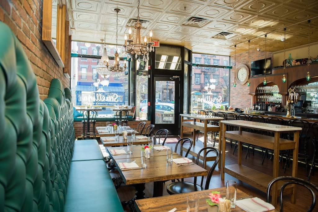 Sorellina Italian Kitchen & Wine Bar | restaurant | 1036 Washington St, Hoboken, NJ 07030, USA | 2019633333 OR +1 201-963-3333