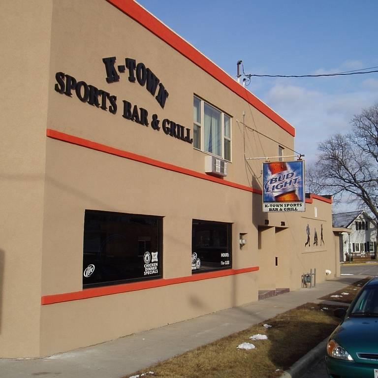 K-Town Sports Bar & Grill   night club   220 Dodge St, Kaukauna, WI 54130, USA   9207660178 OR +1 920-766-0178