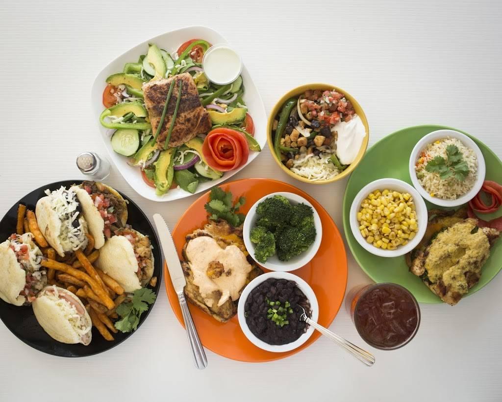 Fresh Grill   restaurant   5725 State Bridge Rd Suite #108, Johns Creek, GA 30022, USA   7706964125 OR +1 770-696-4125