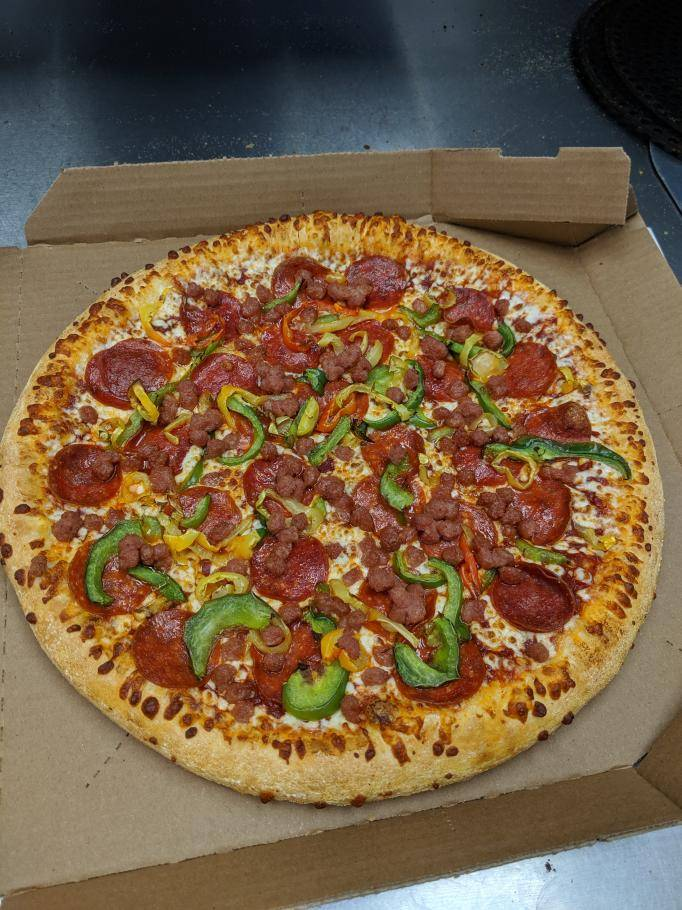 Dominos Pizza | meal delivery | 50 King St S, Alliston, ON L9R 1H6, Canada | 7054342020 OR +1 705-434-2020
