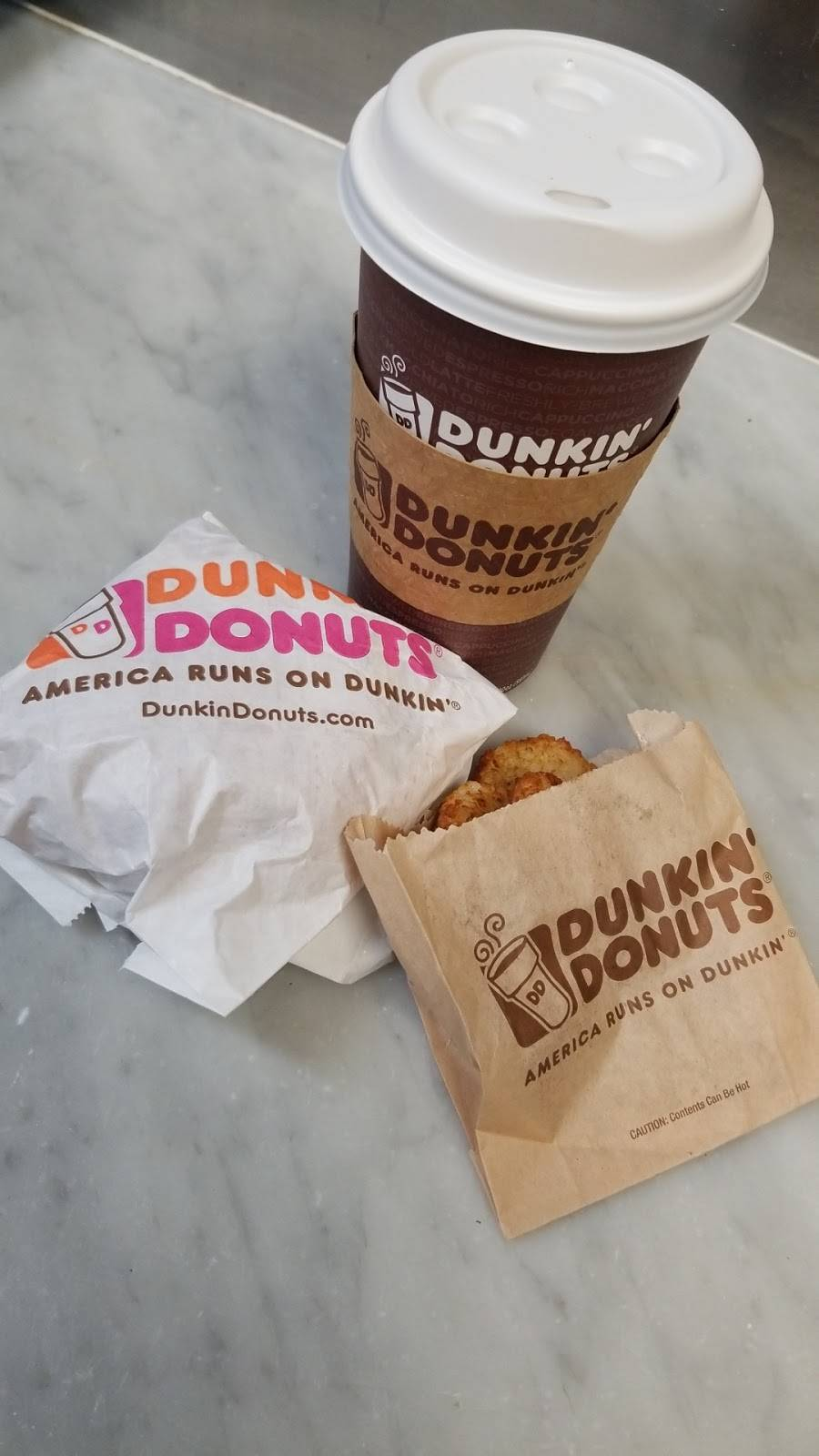 Dunkin Donuts   cafe   101 Fort Dix St, Wrightstown, NJ 08562, USA   6097323238 OR +1 609-732-3238