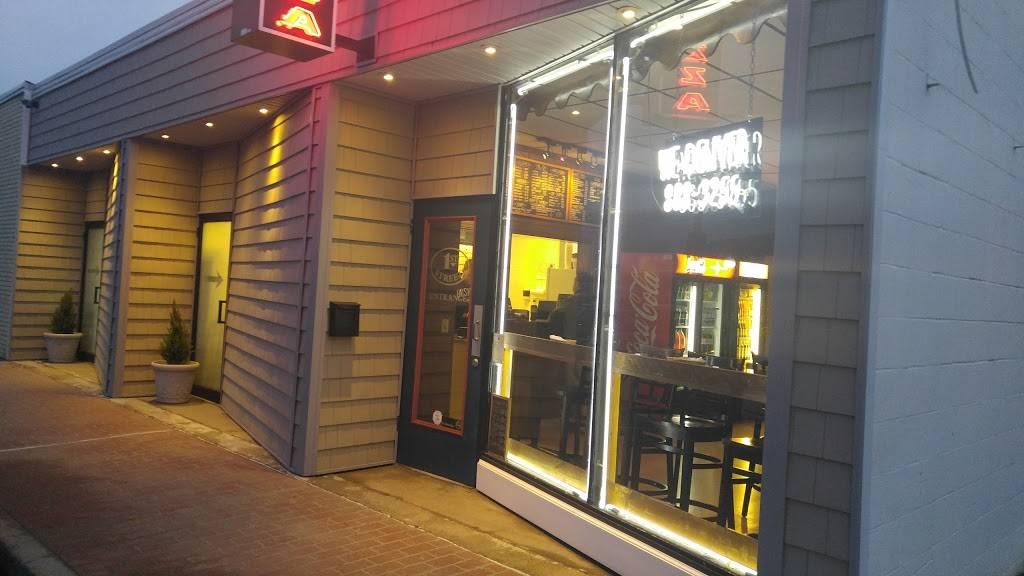 First Street Apizza Restaurant 21 1st St Seymour Ct 06483 Usa