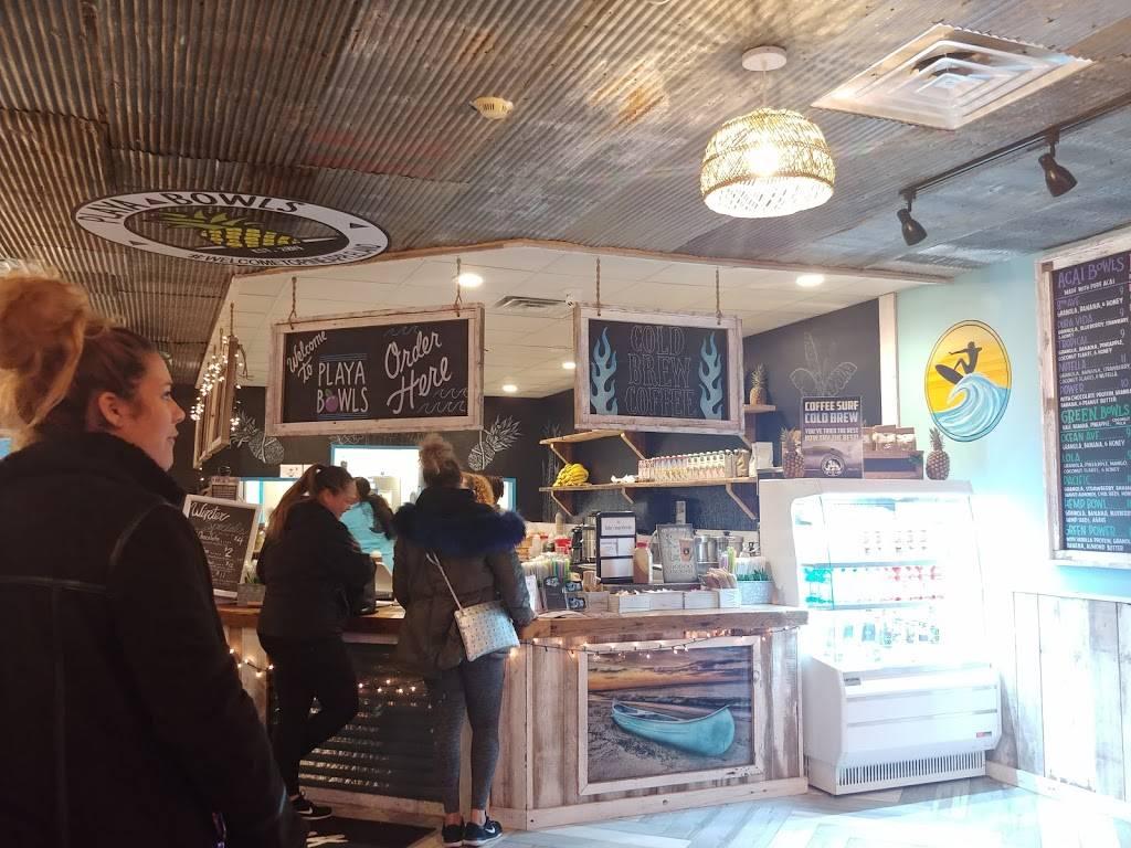 Playa Bowls Englewood | restaurant | 38 E Palisade Ave, Englewood, NJ 07631, USA | 2019287788 OR +1 201-928-7788