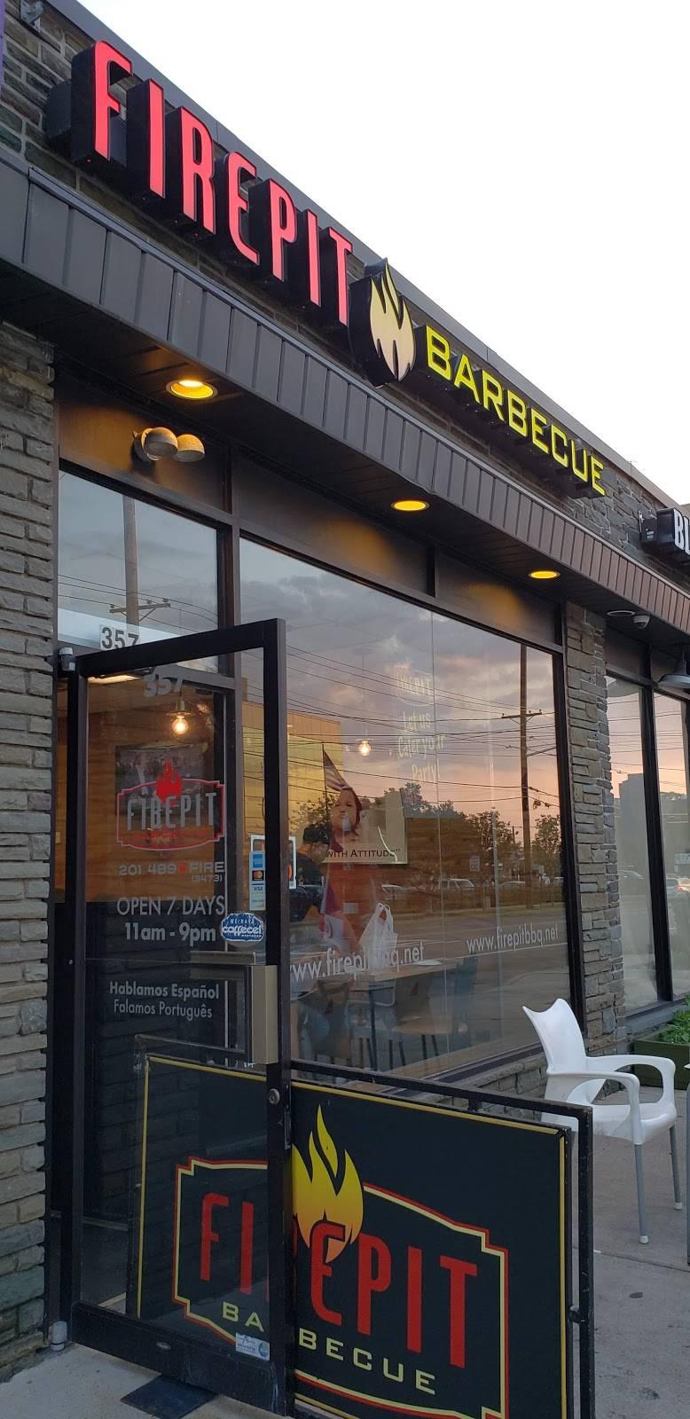 Fire Pit BBQ | restaurant | 357 Essex St, Hackensack, NJ 07601, USA | 2014893473 OR +1 201-489-3473