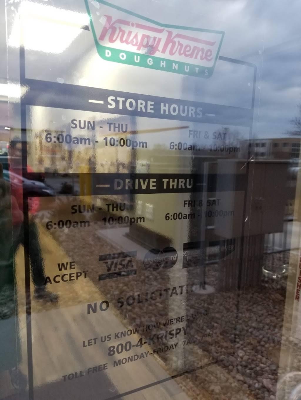 Krispy Kreme | bakery | 810 E 1st St Suite 101, Ankeny, IA 50021, USA | 5159649696 OR +1 515-964-9696
