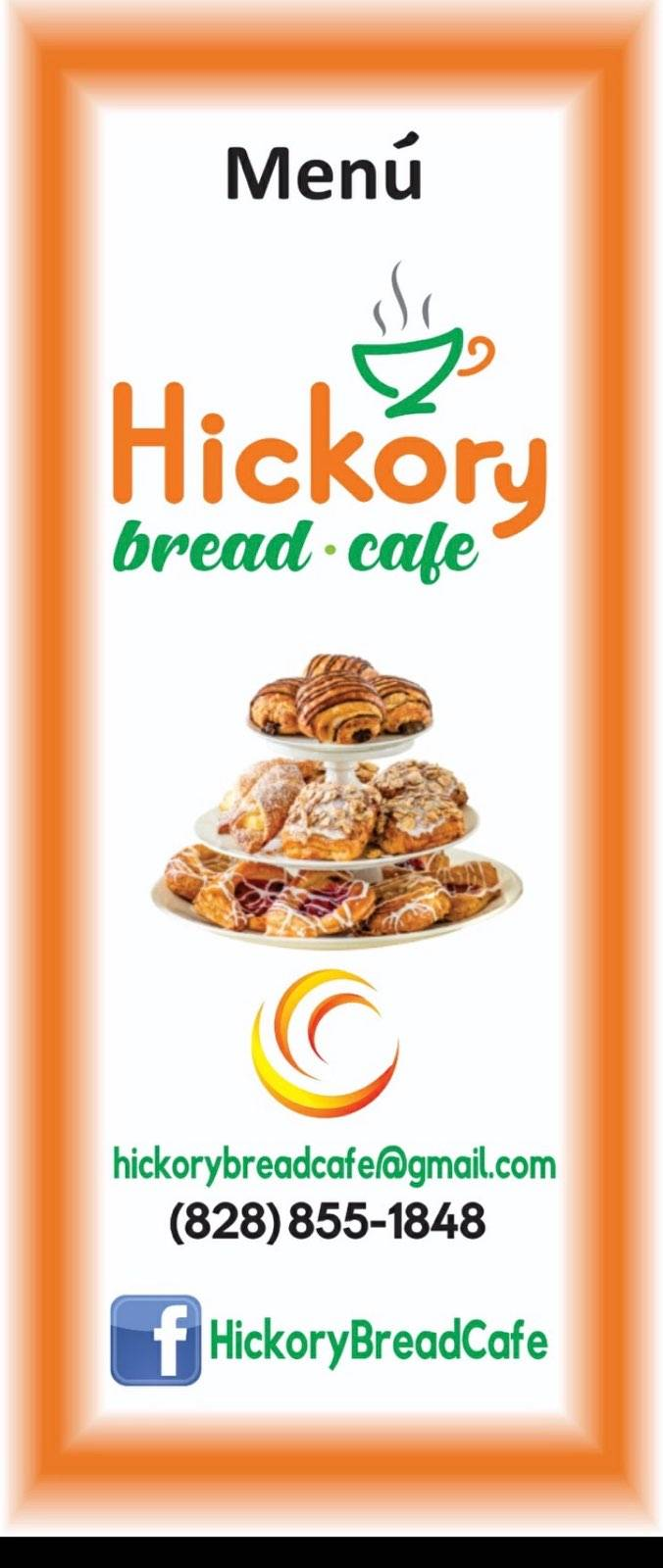Hickory Bread Cafe | restaurant | 1756 Catawba Valley Blvd SE, Hickory, NC 28602, USA | 8288551848 OR +1 828-855-1848