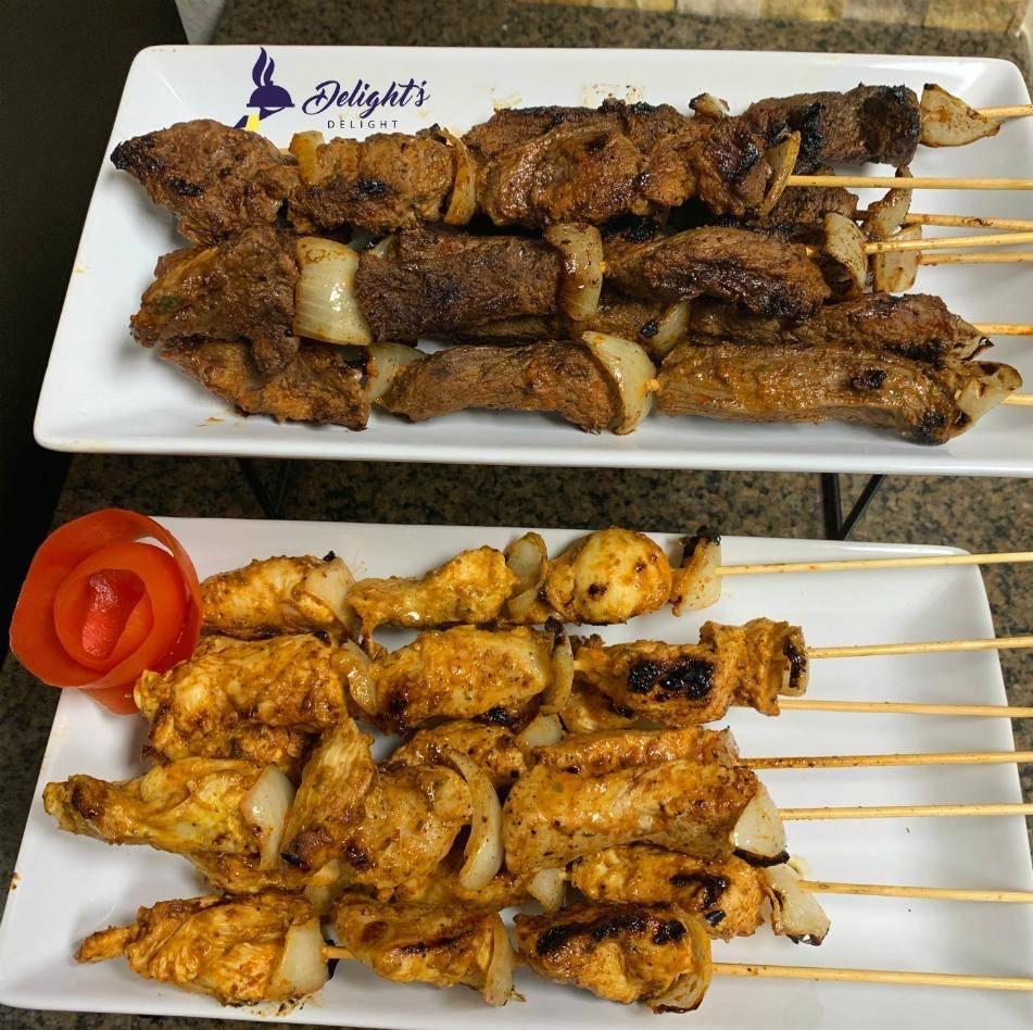 Delights Ghana Cuisine | restaurant | 14524 Piping Rock Ln, Houston, TX 77077, USA | 2819951958 OR +1 281-995-1958