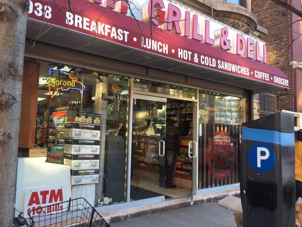 NY Grill and Deli | restaurant | 639 Southern Blvd, Bronx, NY 10455, USA | 7182920868 OR +1 718-292-0868